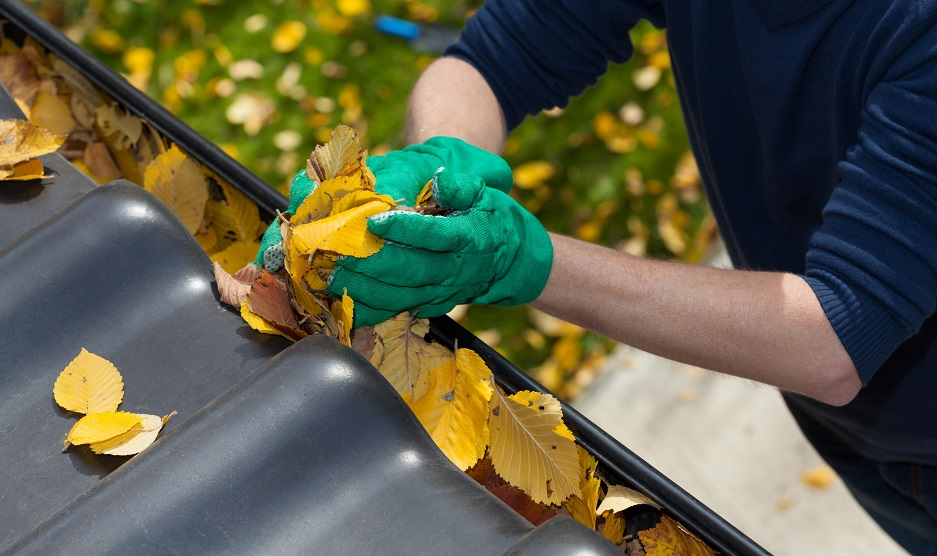 Why you need to clean covered gutters with gutter guard